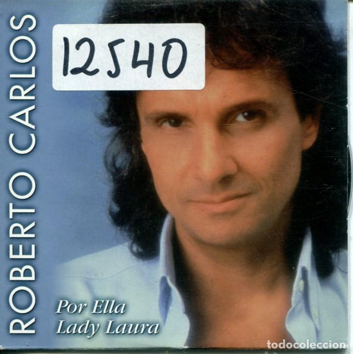 ROBERTO CARLOS / POR ELLA / LADY LAURA (CD SINGLE CARTON PROMO 2003) (Música - CD's Latina)