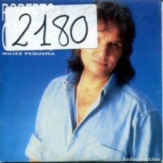 CDs de Música - ROBERTO CARLOS / MUJER PEQUEÑA (CD SINGLE CARTON PROMO 1993) - 160328038