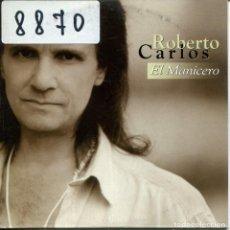 CDs de Música - ROBERTO CARLOS / EL MANICERO (CD SINGLE CARTON PROMO 1998) - 160328262