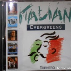 CDs de Música: CD TORNERO-ITALIAN EVERGREENS. Lote 160329818