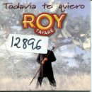 CDs de Música: ROY TAVARE / TODAVIA TE QUIERO (CD SINGLE CARTON PROMO 2000). Lote 160331594