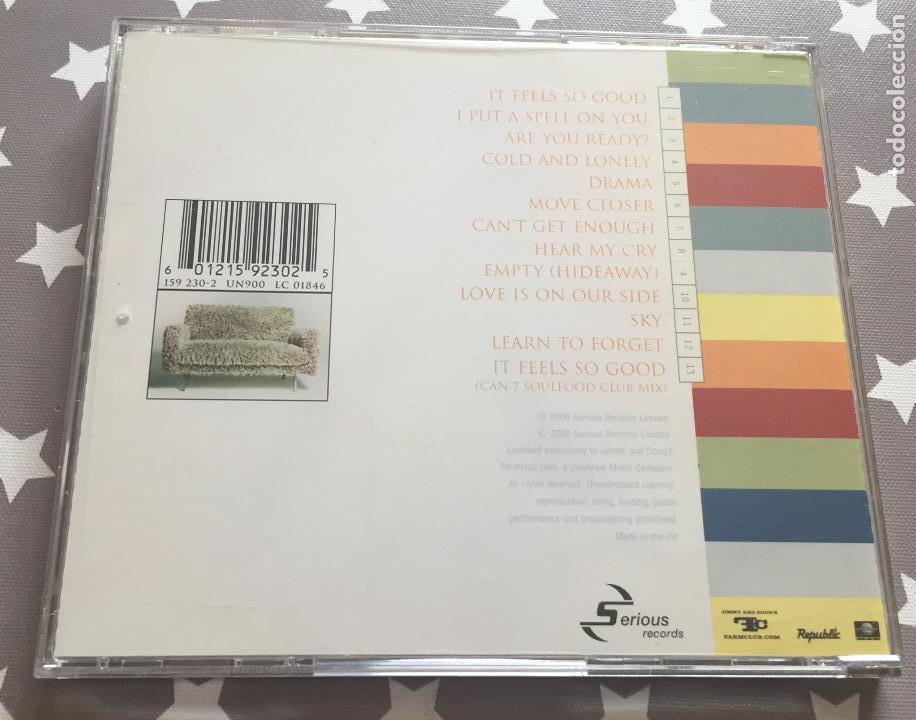 CDs de Música: SONIQUE, Hear My Cry - Foto 2 - 160343306