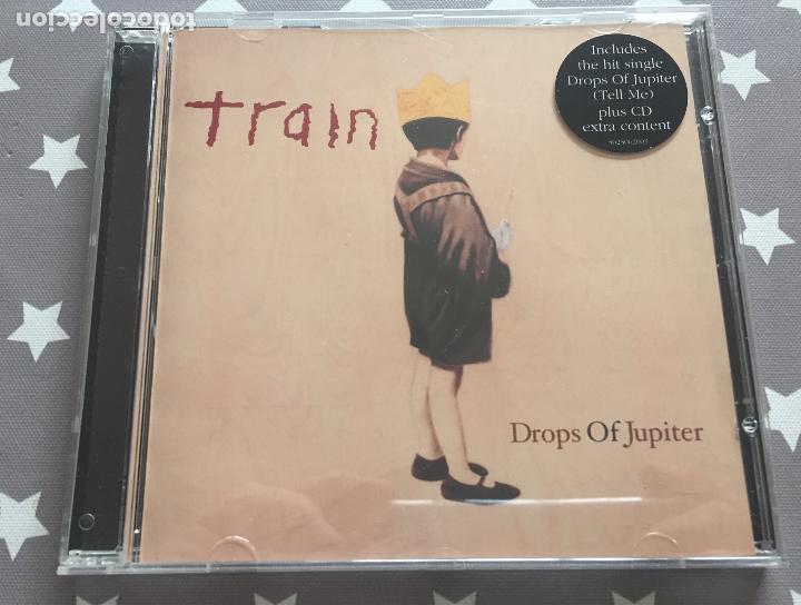 TRAIN, DROPS OF JUPITER (Música - CD's Rock)
