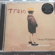 CDs de Música: TRAIN, DROPS OF JUPITER. Lote 160348222