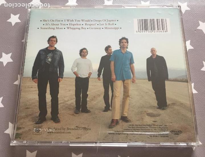 CDs de Música: TRAIN, Drops of Jupiter - Foto 2 - 160348222
