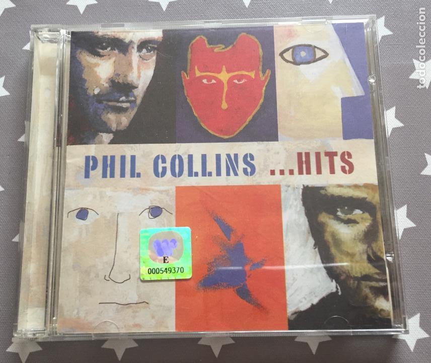 PHIL COLLINS, HITS (Música - CD's Pop)