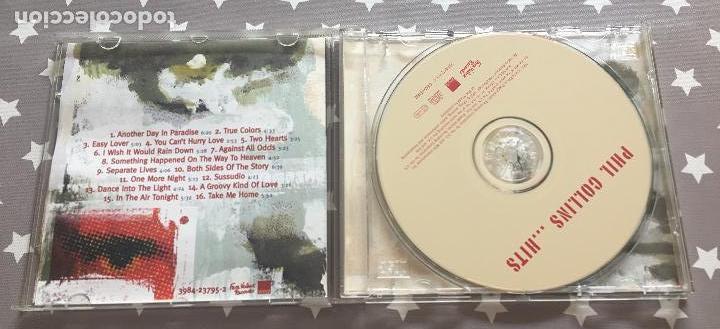 CDs de Música: PHIL COLLINS, HITS - Foto 2 - 160348398