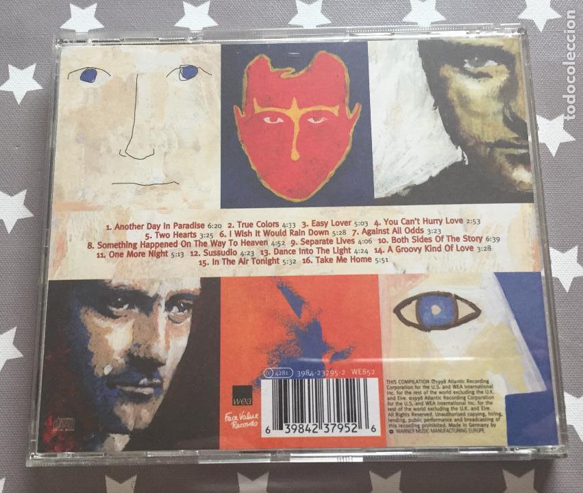 CDs de Música: PHIL COLLINS, HITS - Foto 3 - 160348398