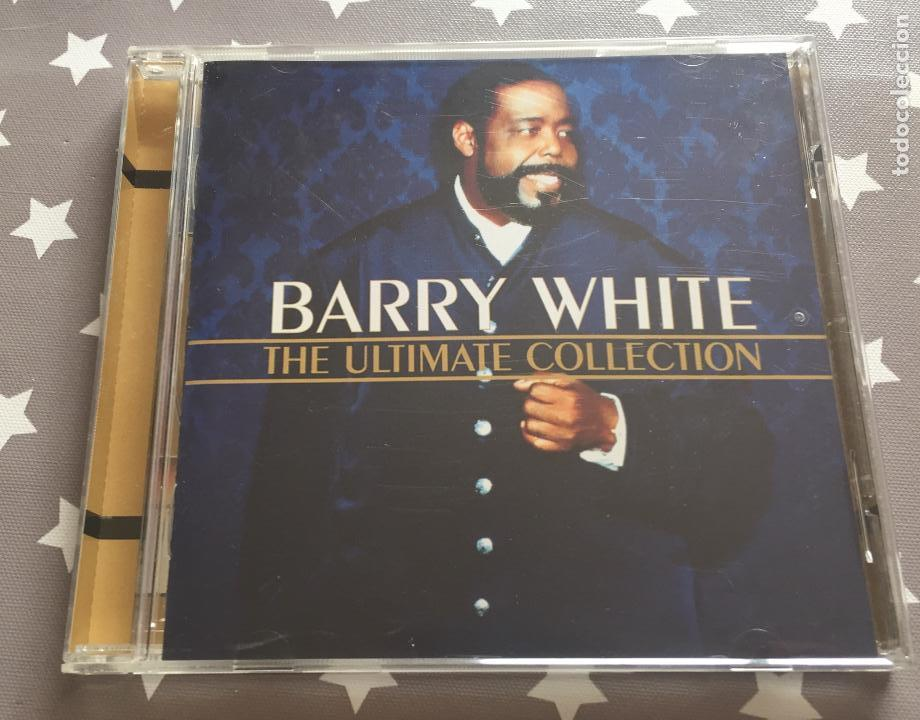 BARRY WHITE, THE ULTIMATE COLLECTION (Música - CD's Jazz, Blues, Soul y Gospel)