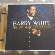 CDs de Música: BARRY WHITE, THE ULTIMATE COLLECTION. Lote 160351730