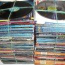 CDs de Música: LOTE MÁS DE 170 CD, CARLIN, BURNING PETALS, AXS, WEST ONE, KOSINUS, MUESTRAS DE SONIDOS, ERCOM. Lote 160356022