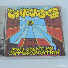 CDs de Música: THE BOUNCING SOULS  HOW I SPENT MY SUMMER VACATION CD. Lote 160401014