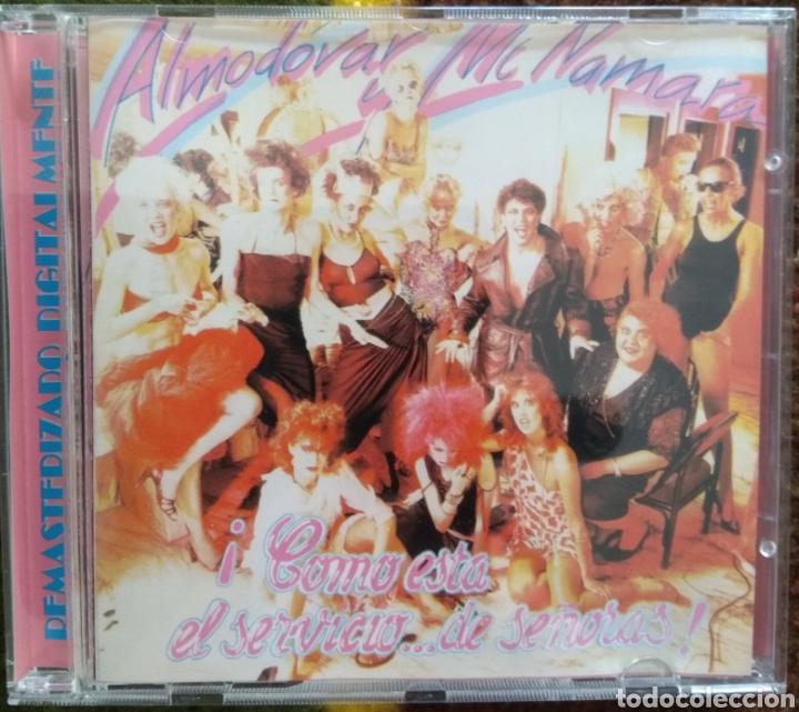 ALMODÓVAR & MC NAMARA (Música - CD's Pop)
