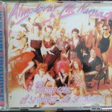 CDs de Música: ALMODÓVAR & MC NAMARA. Lote 160402594