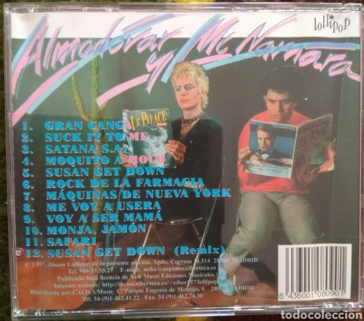 CDs de Música: Almodóvar & Mc Namara - Foto 2 - 160402594