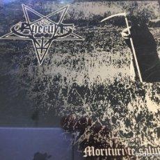 CDs de Música: EYECULT – MORITURI TE SALUTAMUS (2009, GERMANY, BLACK METAL). Lote 160407422