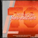 CDs de Música: VARIOUS ‎– HITS OF THE SEVENTIES. Lote 160407882