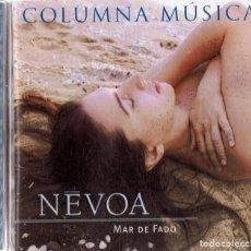 CDs de Música: NÉVOA MAR DE FADOS. Lote 160442058