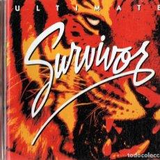 CDs de Música: ULTIMATE SURVIVOR . Lote 160444378