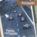 CDs de Música: HIPERKORE - PIERDO, LUEGO EXISTO. CD. SLIDE SCHORUS. Lote 160445086