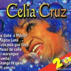 CDs de Música: CELIA CRUZ ( 2 CD). Lote 160448426