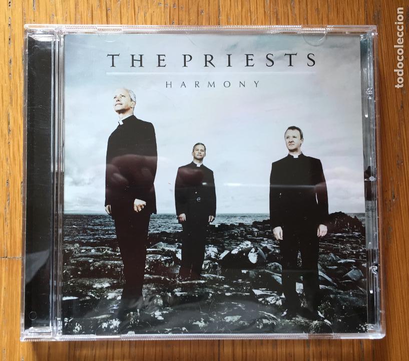 THE PRIESTS HARMONY (Música - CD's Otros Estilos)