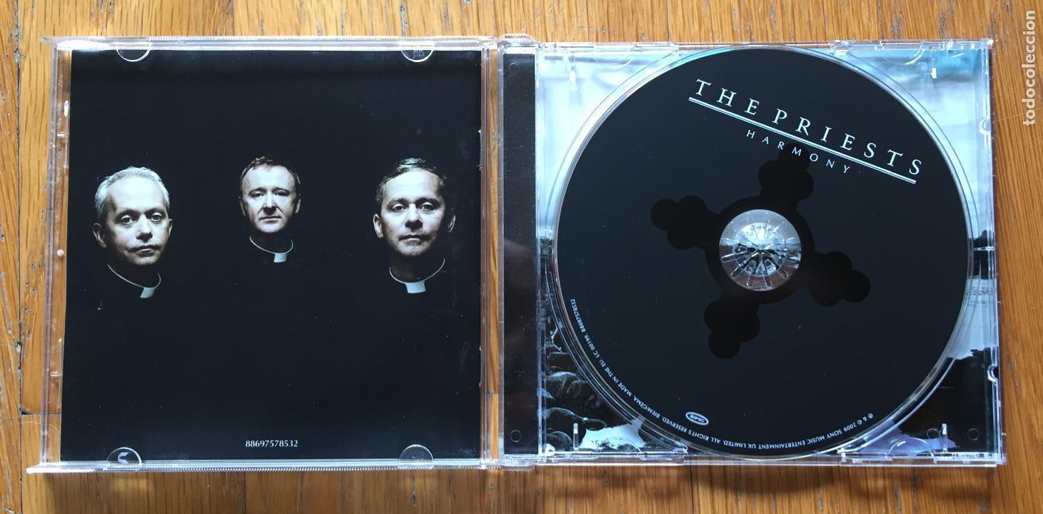 CDs de Música: THE PRIESTS HARMONY - Foto 3 - 160453066
