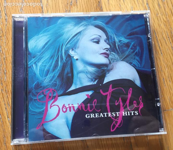 BONNIE TYLER GREATEST HITS (Música - CD's Pop)