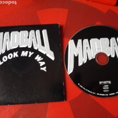 CDs de Música: MADBALL - CD ALBUM PROMOCIONAL LOOK MY WAY (1998 HARCORE, METAL). Lote 160496684