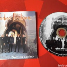 CDs de Música: MEDINA AZAHARA - CD SINGLE PROMOCIONAL SÓLO UN CAMINO (HARD ROCK 1999 ). Lote 160499628