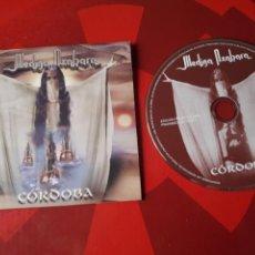 CDs de Música: MEDINA AZAHARA - CD SINGLE PROMOCIONAL CÓRDOBA (HARD ROCK 2003 ). Lote 160500866
