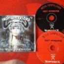 CDs de Música: METAL WARRIORS - THE METAL COMPILATION 2XCD (1999, HARD ROCK HEAVY METAL) VARIOS ARTISTAS. Lote 160507418
