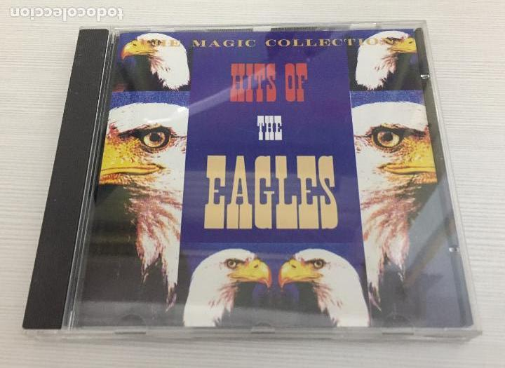 HITS OF THE EAGLES, MAGIC COLLECTION (Música - CD's Rock)