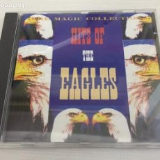 CDs de Música: HITS OF THE EAGLES, MAGIC COLLECTION. Lote 160540326