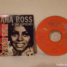 CDs de Música: CD ORIGINAL - DIANA ROSS GRANDES MITOS - SOUL. Lote 160544326