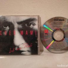 CDs de Música: CD ORIGINAL - CHEB MAMI LET ME RAI - WORLD MUSIC. Lote 160544658