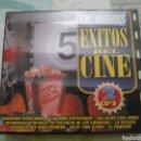 CDs de Música: 2 CDS ÉXITOS DEL CINE. Lote 160544958
