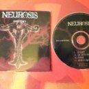 CDs de Música: NEUROSIS - CD EP PROMOCIONAL SOVEREIGN (2000, ALTERNATIVE ROCK HARDCORE NOISE ). Lote 160549050