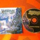 CDs de Música: NIGHTMARE - CD ALBUM PROMOCIONAL COSMOVISION (HEAVY METAL 2001 ). Lote 160549144