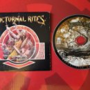 CDs de Música: NOCTURNAL RITES - CD ALBUM PROMOCIONAL TALES OF MISTERY AND IMAGINATION (HEAVY METAL 1998 ). Lote 160549225