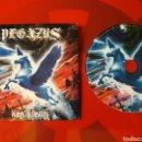 CDs de Música: PEGAZUS - CD ALBUM PROMOCIONAL WINGS OF DESTINY (POWER HEAVY METAL 1998 ). Lote 160549788
