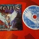 CDs de Música: PEGAZUS - CD ALBUM PROMOCIONAL THE HEADLESS HORSEMEN (POWER HEAVY METAL 2002). Lote 160549908