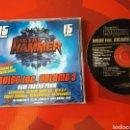 CDs de Música: METAL HAMMER NOISE INC VOLUME 3 CD (2000) ENTOMBED W.A.S.P. ZEKE STAIND KEITH CAPUTO ETC. Lote 160551416