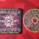 CDs de Música: ANKHARA - CD ALBUM PROMOCIONAL II (HEAVY METAL 2001 ). Lote 160553928