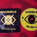 CDs de Música: PACO JONES - CD ALBUM PROMOCIONAL INVISIBLE (HEAVY METAL 2000 ). Lote 160558326