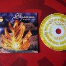 CDs de Música: SHARON - CD ALBUM PROMOCIONAL EDGE OF TIME (HEAVY METAL HARD ROCK 1999). Lote 160560477