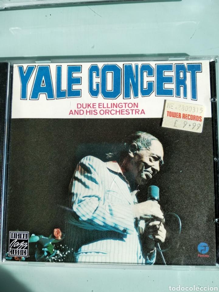 DUKE ELLINGTON AND HIS ORCHESTRA – YALE CONCERT (Música - CD's Jazz, Blues, Soul y Gospel)