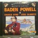 CDs de Música: BADEN POWELL W/ CHARLIE BYRD & GILBERTO - BOSSA NOVA - CD ITALIANO 1992 - SALUDOS AMIGOS. Lote 160560710