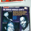 CDs de Música: ALBERT AMMONS, PETE JOHNSON, MEADE LUX LEWIS, PINETOP SMITH*, JIMMY YANCEY – THE BOOGIE WOOGIE GIAN. Lote 160560850