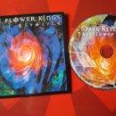 CDs de Música: THE FLOWER KINGS - CD ALBUM PROMOCIONAL SPACE REVOLVER (PROG ROCK 2000. Lote 160562545